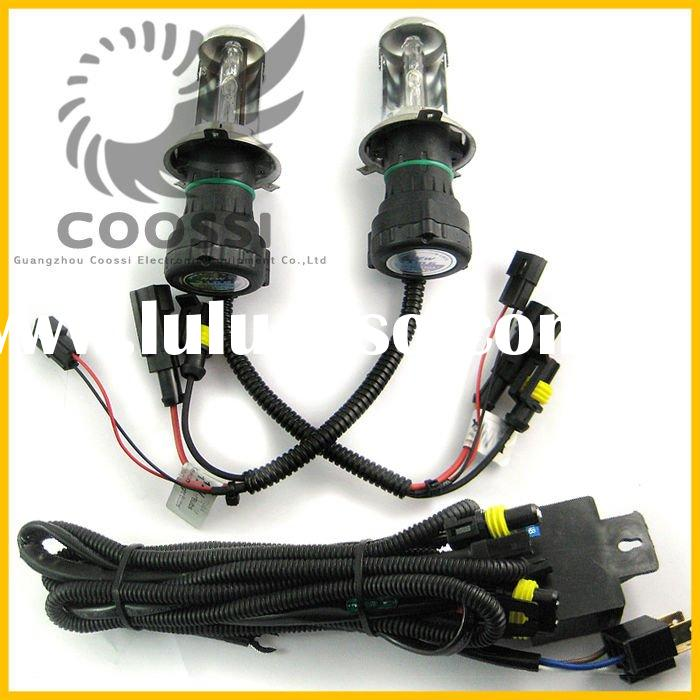 BI-XENON H4 H4-3 8000K KIT 35W 12V HI-LOW hid xenon bulbs [C105]