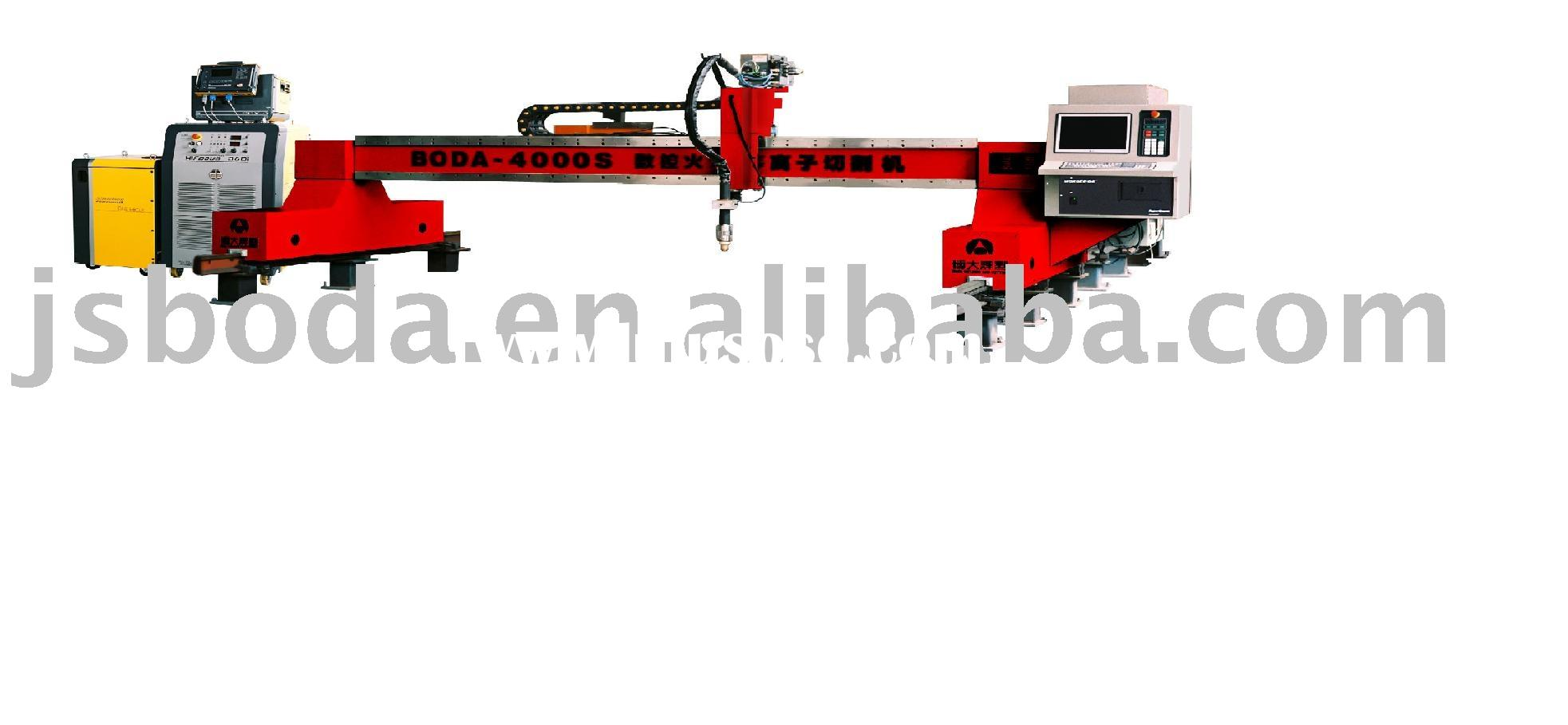 BODA CNC Plasma Cutting Machine