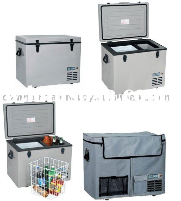 BR45C4 12V 24V Portable Car Fridge Freezer