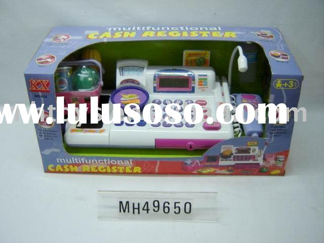 Battery Operated Cash Register