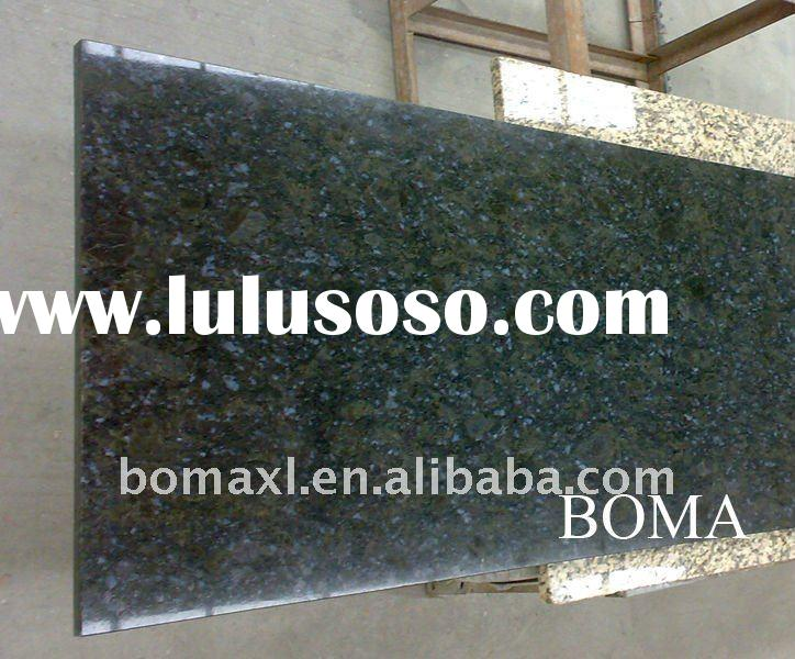 Blue Pearl Granite Fireplace Hearth