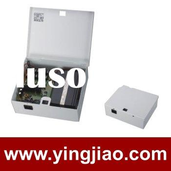 CCTV power supply with battery backup