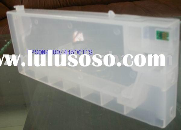 CISS(Continuous Ink Supply System) used for Large Format Epson Printer 4880