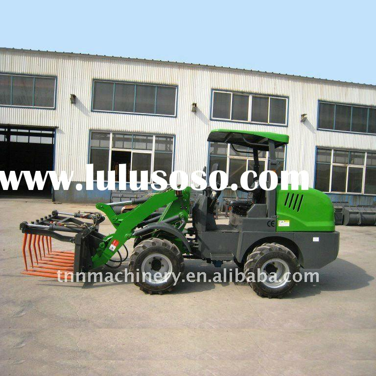 Caise New front end loader with CE shovel loader for Russia Sweden Australia market EURO III engine(