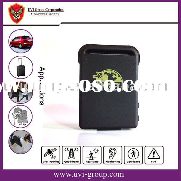 Car GPS Tracker for Pets/human/Vehicle Tracking and Security, Cargo Tracker with 7 days standby