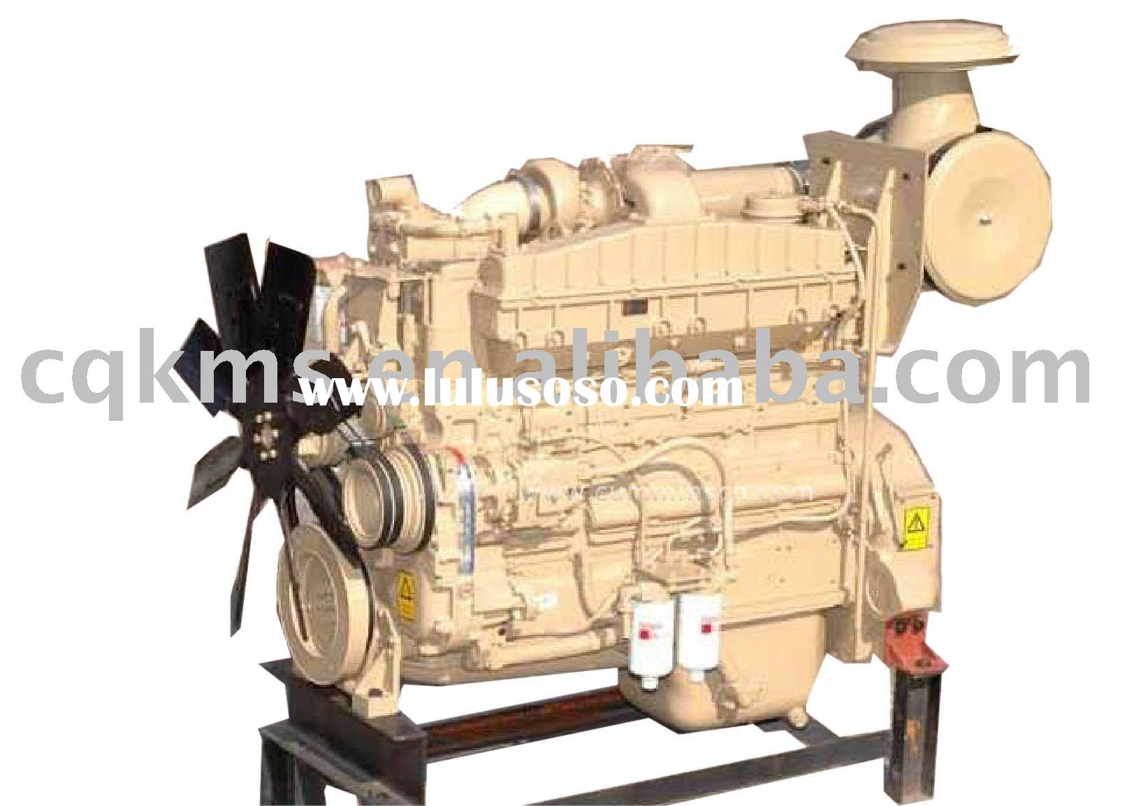 Car engines generator