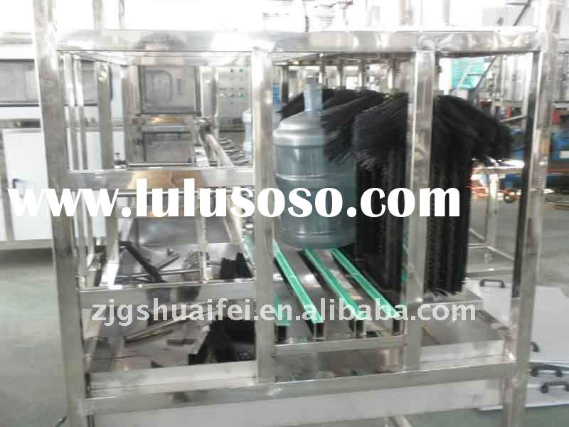 Complete 5 gallon bucket water filling line