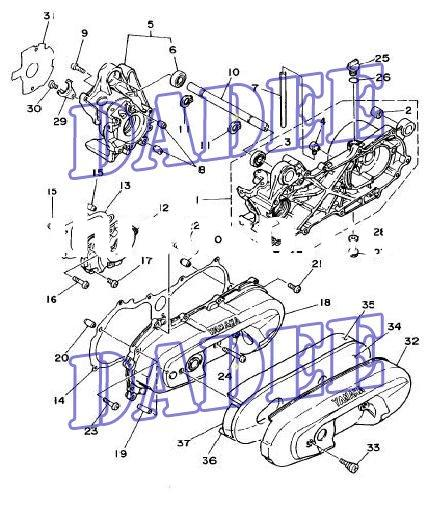 Maxresdefault additionally Yamaha U E together with D as well Hqdefault further Full Electrics Wiring Harness Cdi Coil Kill Switch Cc Cc Cc Cc Atv Quad Pit Bike Buggy Go Kart. on 50cc scooter wiring diagram