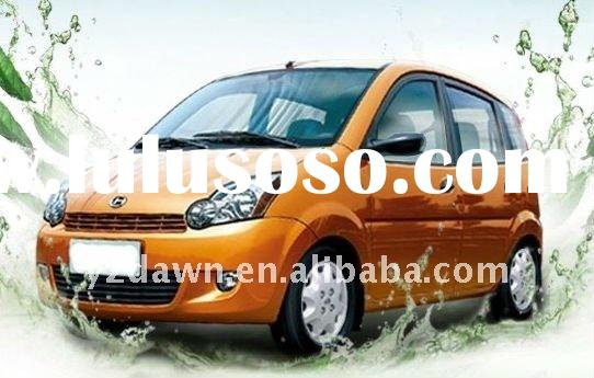 DOT approved 15kw AC motor electric cars for sale 2012 hot