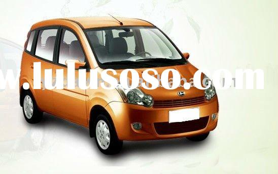 DOT electric car;5 passengers;15 kw AC brushless motor