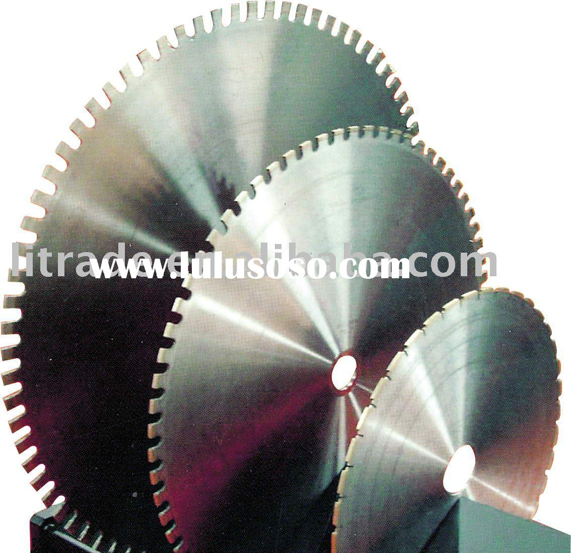 Diamond Segments and Circular Saw Blades for Granite Block Cutting