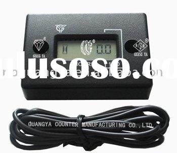Digital LCD Motorcycle /Auto Engine Hour Meter