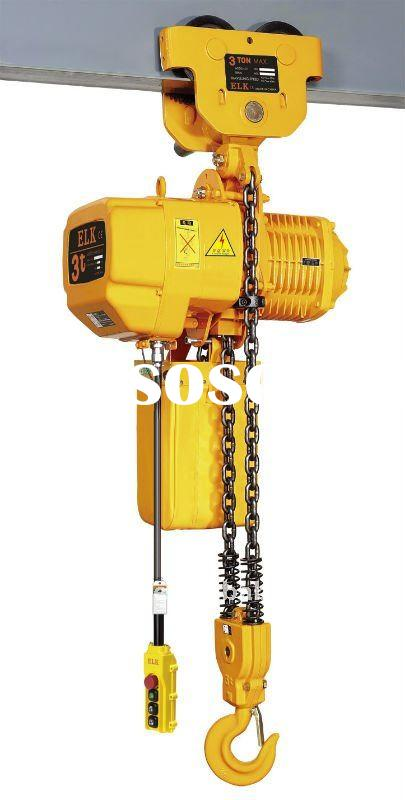 1 Ton Electric Hoist With Trolley 1 Ton Electric Hoist