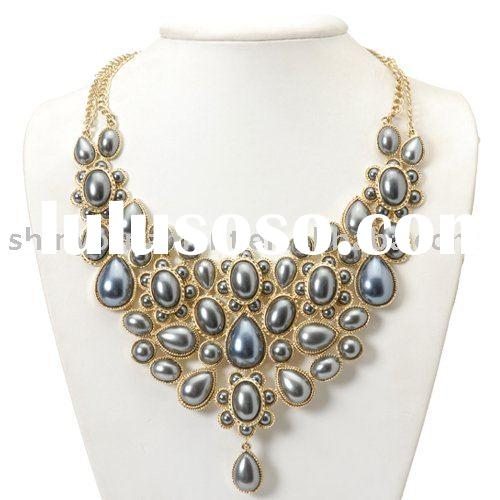 Fashion Pearl necklace chain jewelry