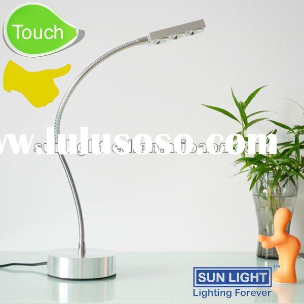 Flexible Touch Switch LED Table Lamp, protect eyes, office desk lamp