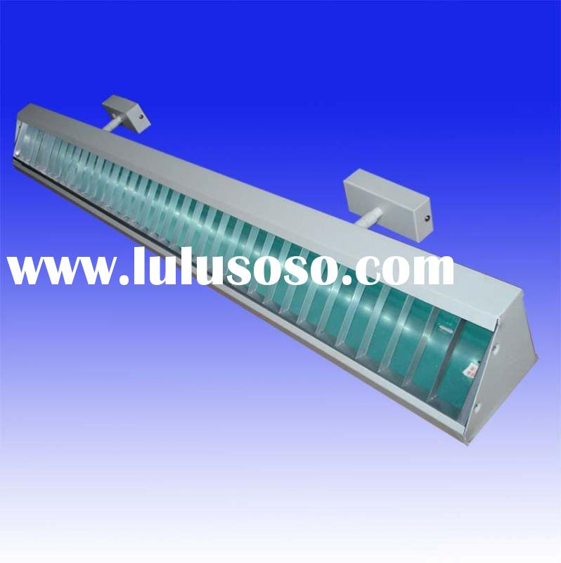Fluorescent wall washer, T5 grille lighting fixtures, wall light
