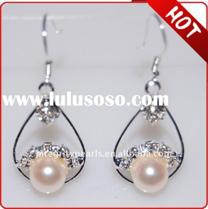 Freshwater pearl cheap fashion jewelry