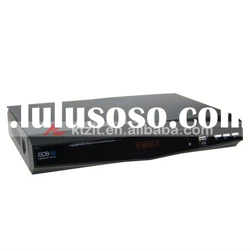 HD H.264 MPEG4 HDMI ISDB-T Digital TV Receiver/Set Top Box With EPG/Multilanguage