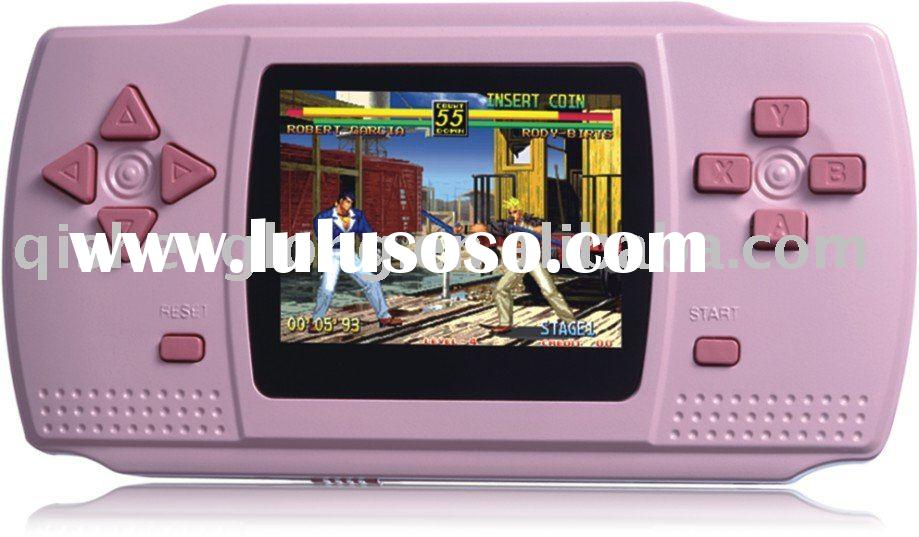 HG-825 : New Digital Palm Game player , Portable TV Gameplayer, 2.4 inch TFT, 121 Games, Providing M