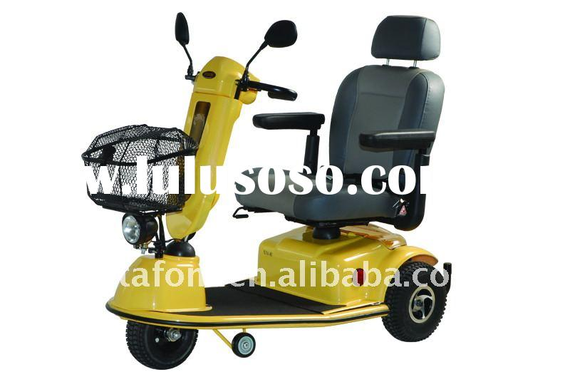 Handicapped Electric 3 Wheel Motor Scooter