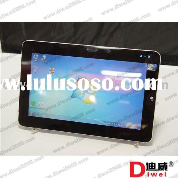 Hot selling ! 10 inch windows 7 tablet pc, 10 inch windows 2G RAM 32HDD tablet pc