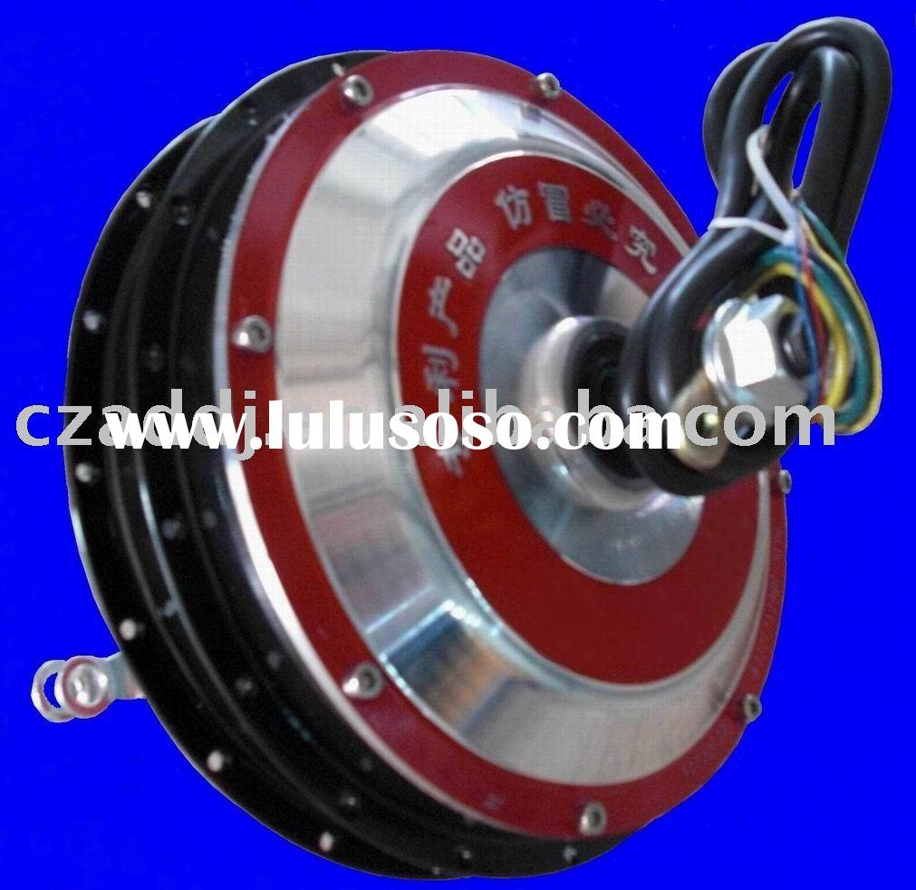 Hub wheel motor 60V-1200W for electric scooter