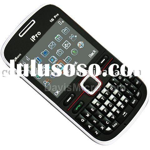 Ipro I6 Pro Quad Band Dual Cards with FM Bluetooth cell phone