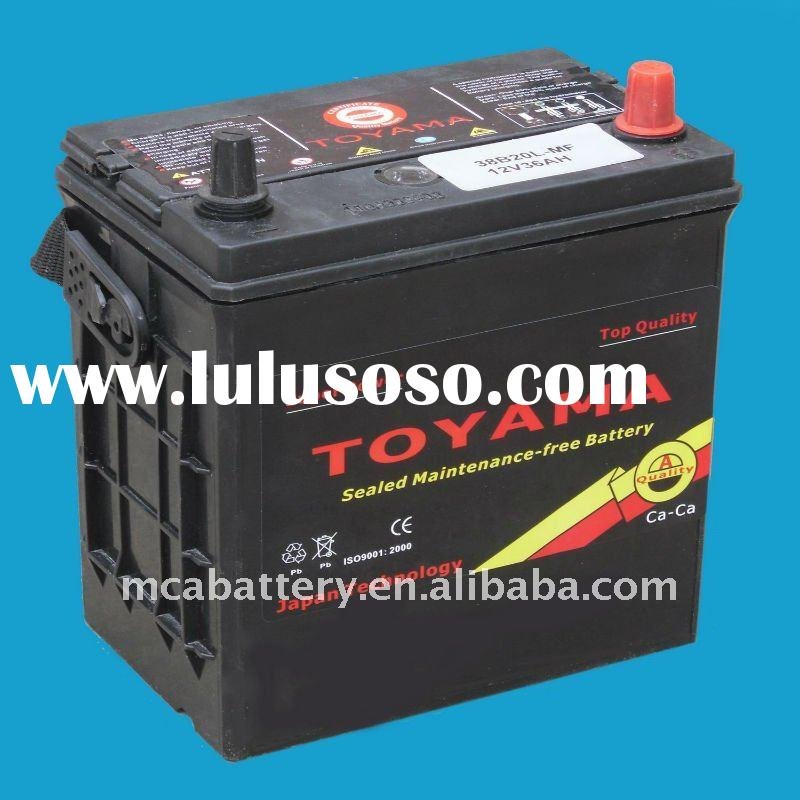 JIS Maintenance-Free Car Battery