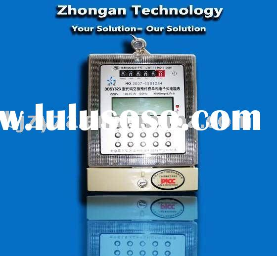 Keypad Energy Meter (Code Energy Meter, 1 Phase Energy Meter, Single Phase Electricity Meter, Power