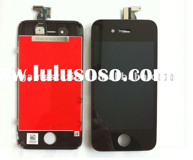 LCD Display+ Glass Touch Digitizer Screen Assembly for Iphone 4GS