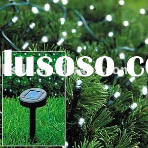 LED Solar String Lights Outdoor for USA, Europe