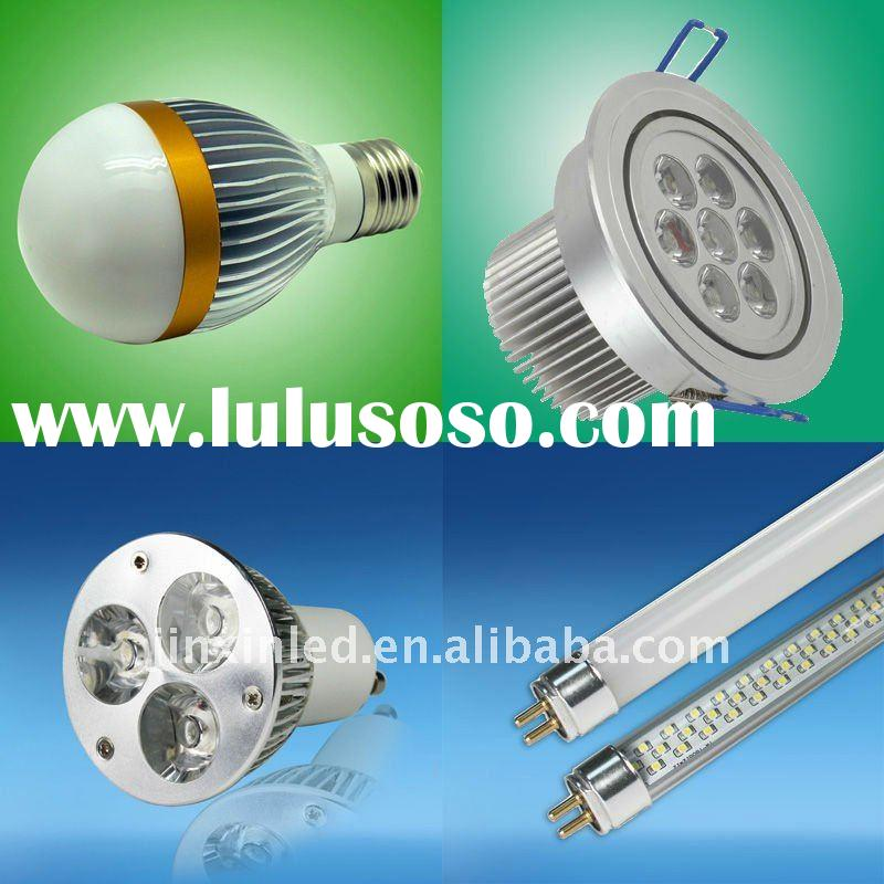 LED bulb,LED ceiling/downlight,LED spotlight,LED tube light with different specification