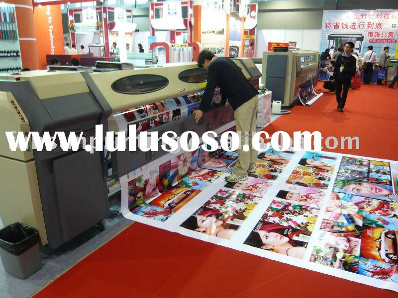 Large format printing service / Banner solvent printing