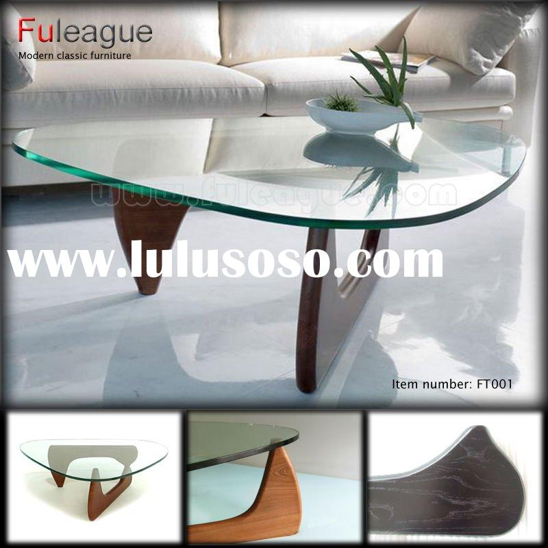 Modern Glass Coffee Table FT001