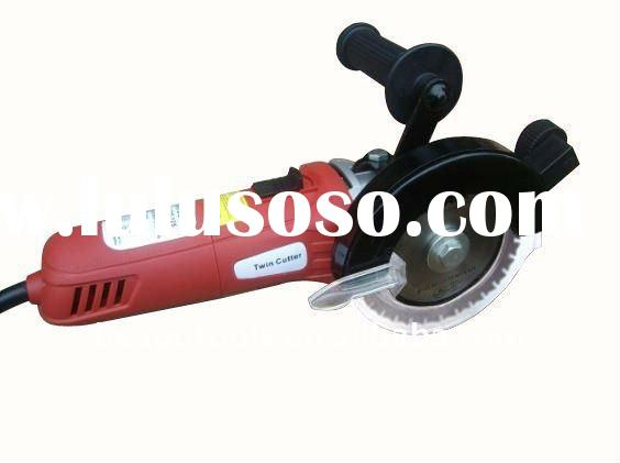 Multi-functional dual saw ,Double blade cutter