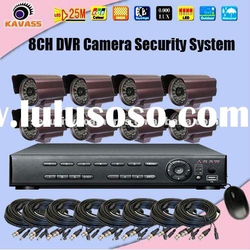 Network H.264 DVR Camera Security System