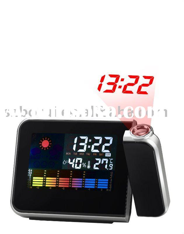 New Product!Projection alarm clock