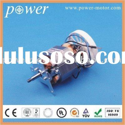 PU5430 AC universal motor for hand mixer, juicer, blender or hair drier