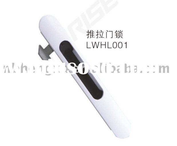 PVC WINDOW & DOOR HARDWARE SPANISH SLIDING DOOR LOCK BOLT
