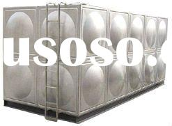 Patent intelligent plastic water storage tanks for sale