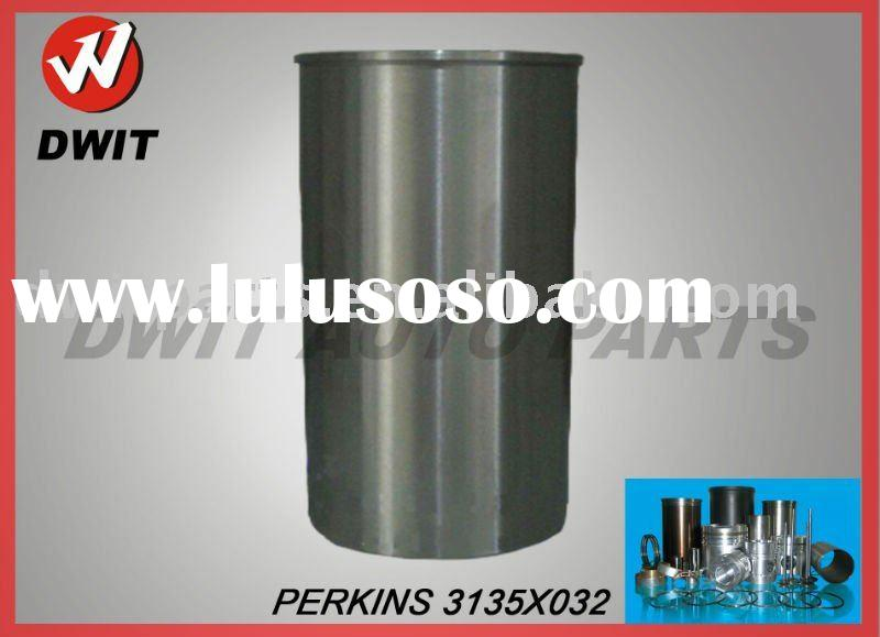 Perkins engine 3135X032 part Cylinder Liner