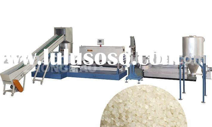 Plastic Recycling Machine with CE Certificate