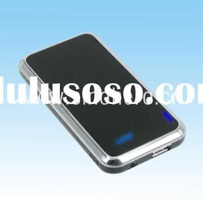 Portable Backup Power 4000mAh battery--Suitable for mobile phones,iPod,iPhone/3G,PDA, MP3/MP4 player