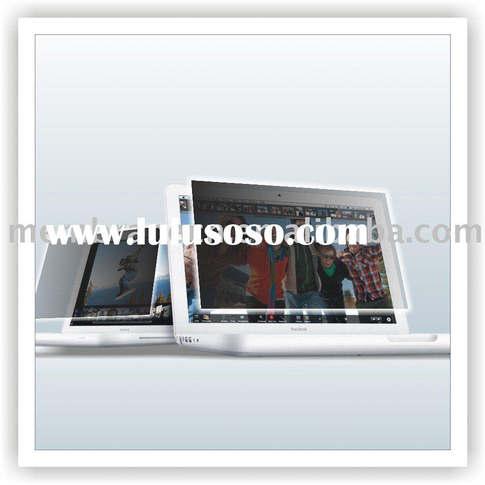 Privacy lcd screen protector film for Mac Book