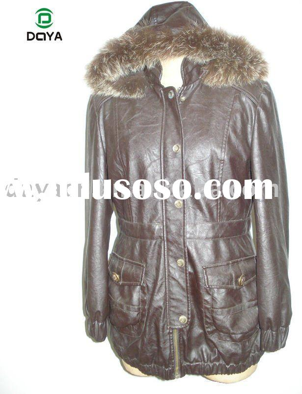 Leather+jackets+for+women+uk