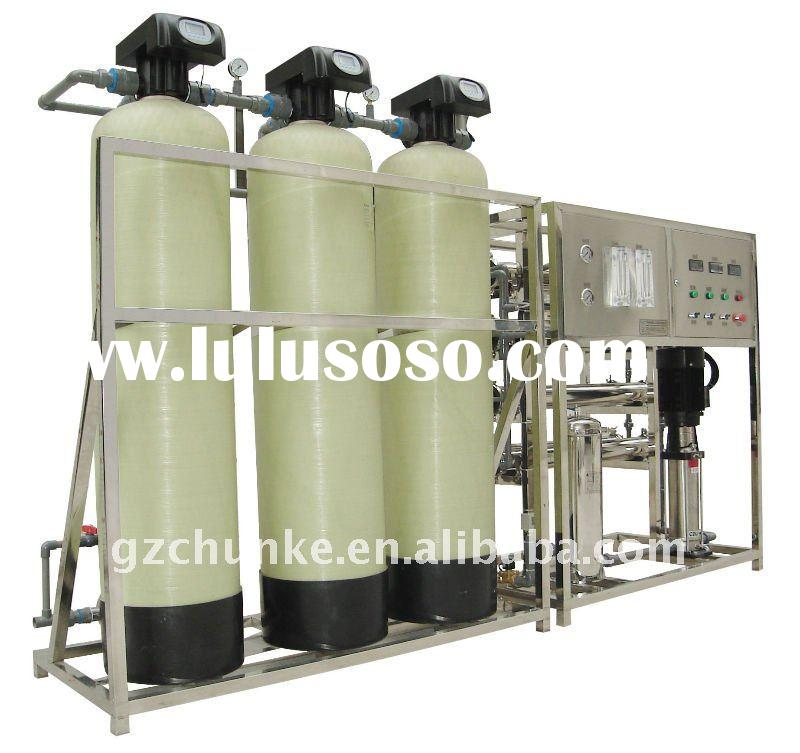 Ro water treatment machine/water purification system/ro equipment 500L/H