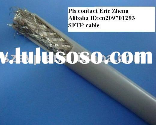 SFTP NETWORK CABLE/messenger wire(used at computer network hub-->monitor,keyboard,cabinet,cab