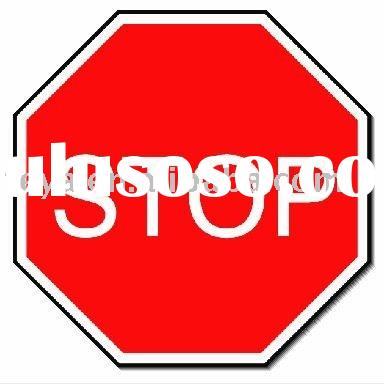 Safety warning signs(Reflective Stop Octagonal signs)