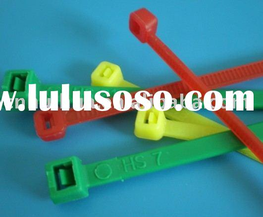 Self-locking nylon cable tie,cable tie,zip tie