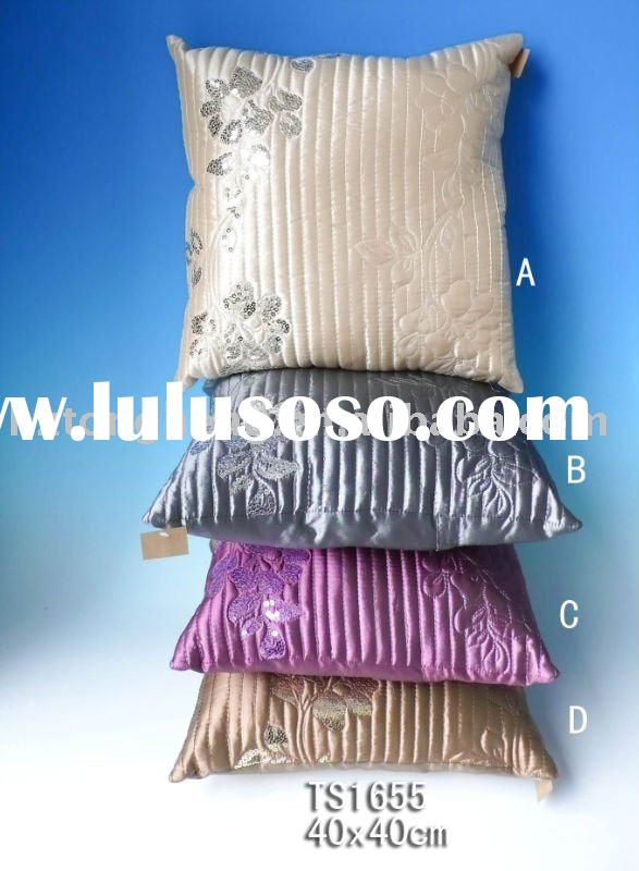 Sequin Pillow Covers for Winter